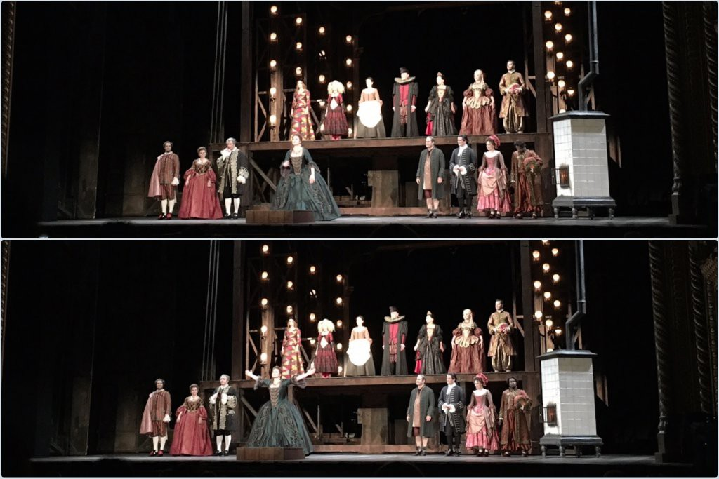 Adriana Lecouvreur, Royal Opera House, 17.02.2017