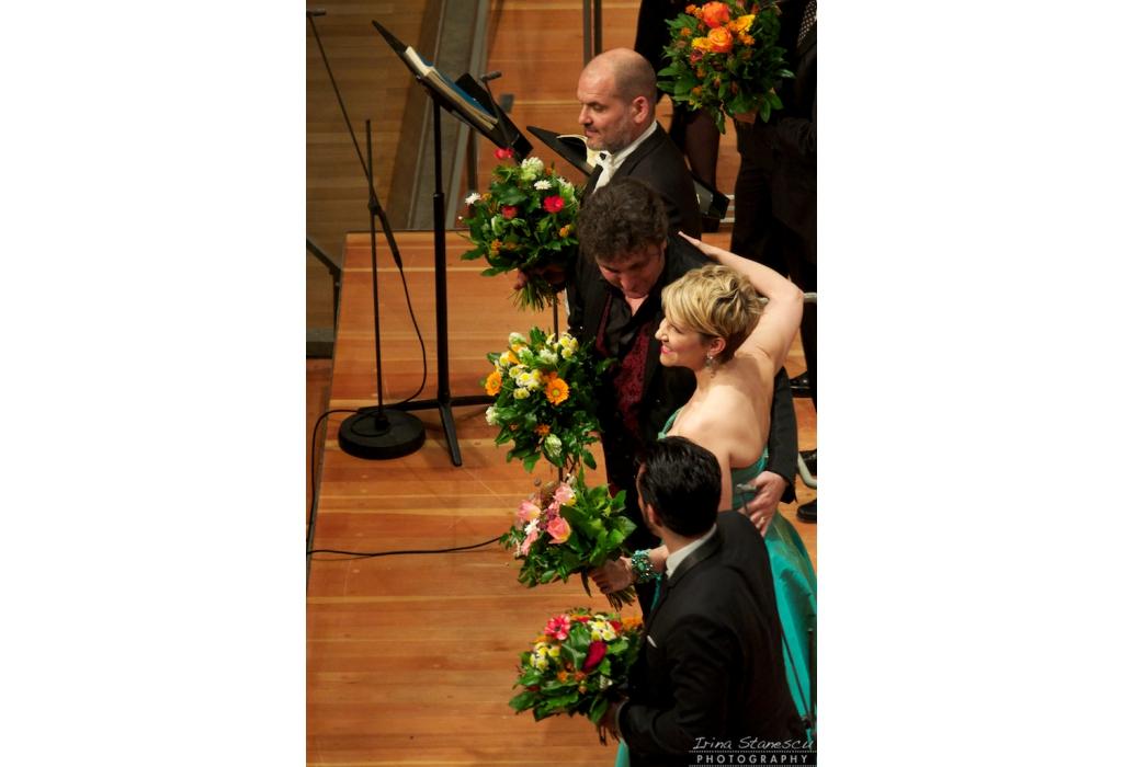 Damnation de Faust, Philharmonie Berlin, 11.04.2015
