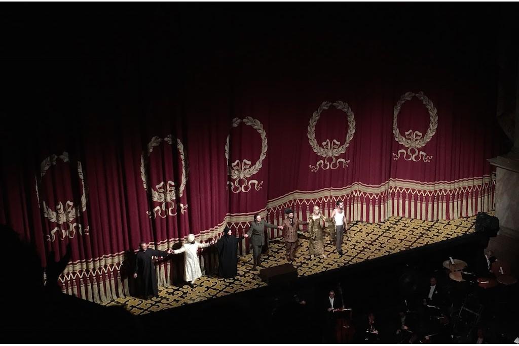 Semiramide, Bayerische Staatsoper, 24.07.2017