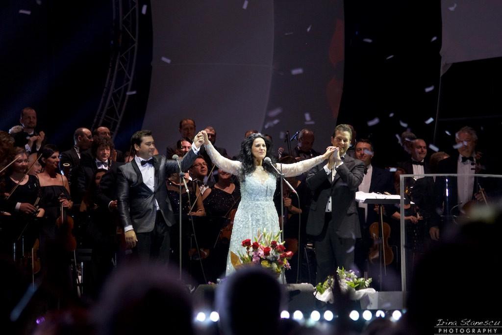 Angela Gheorghiu, Bucuresti, 15.09.2017