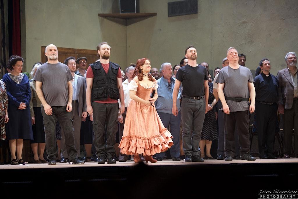 Cavalleria Pagliacci, Royal Opera House, 15.12.017