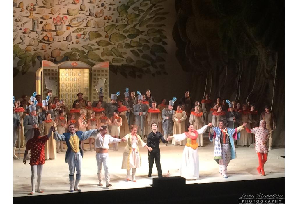 L'eslir d'amore, Opernhaus Zurich, 05.07.2015