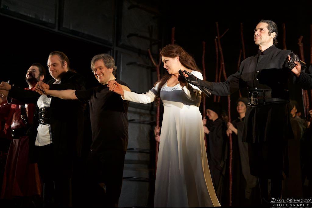 Macbeth, Royal Opera House, 22.03.2018