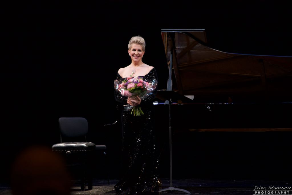 Joyce DiDonato recital, Royal Opera House, 04.06.2018