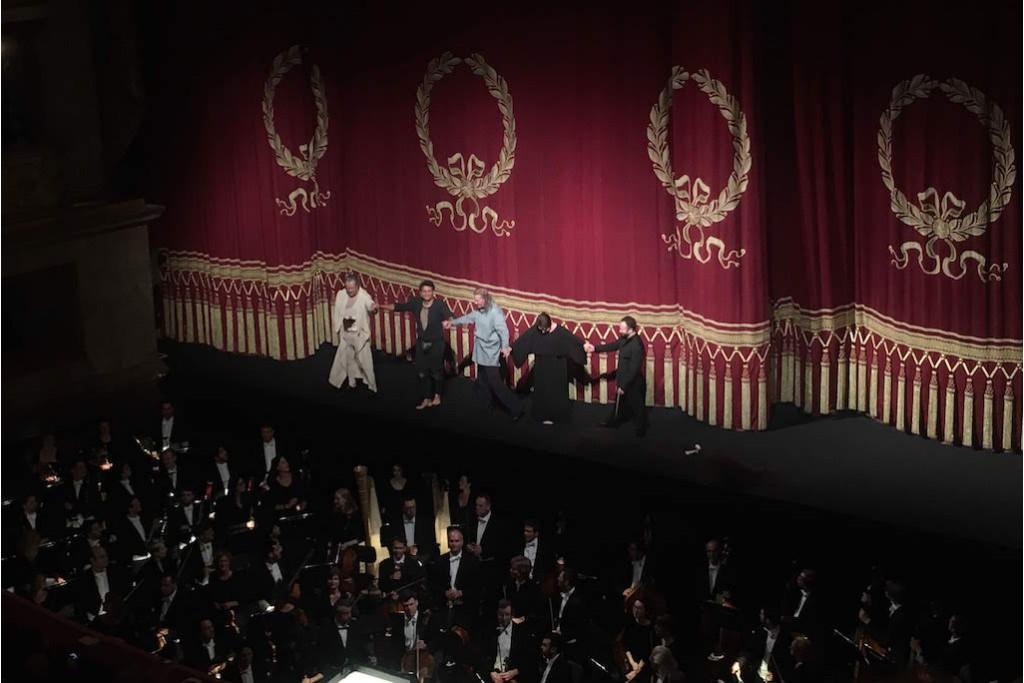 Parsifal, Bayerische Staatsoper, 08.07.2018
