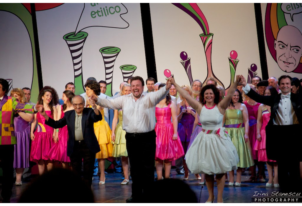 L'elisir d'amore, National Opera Bucharest, 17.05.2015