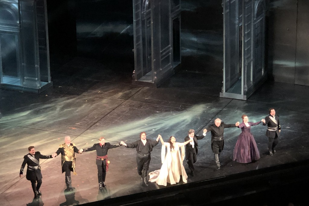 Otello, Metropolitan Opera New York, 21.12.2018
