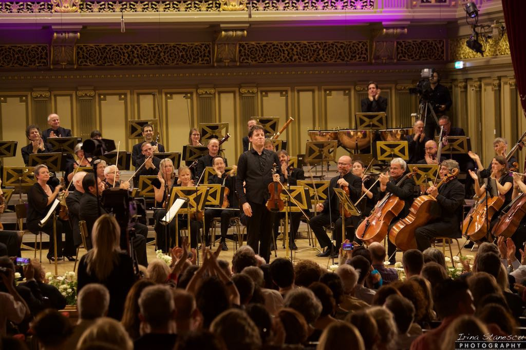 Joshua Bell & Academy of St Martin in the Fields, Romanian Athenaeum, 03.09.2017