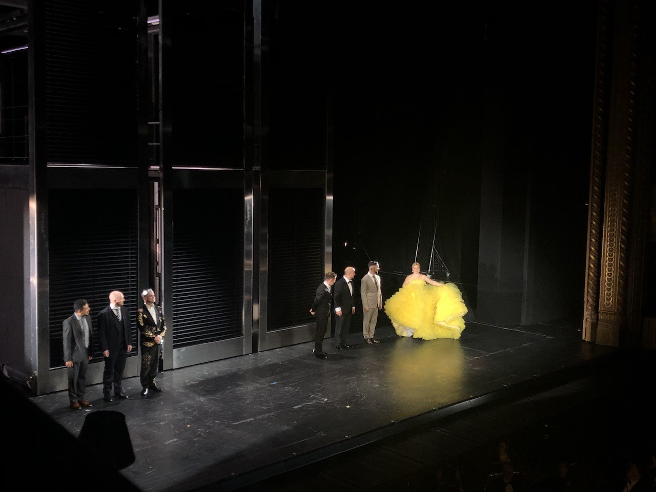 Agrippina Royal Opera House, 04.10.2019