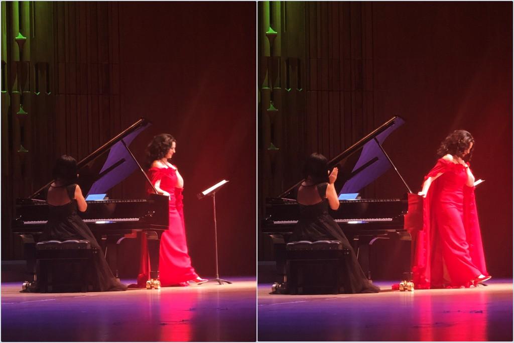 Recital Angela Gheorghiu, Barbican, 10.12.2019