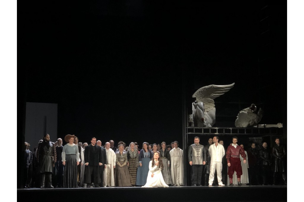 Otello, Royal Opera House, 09.12.2019