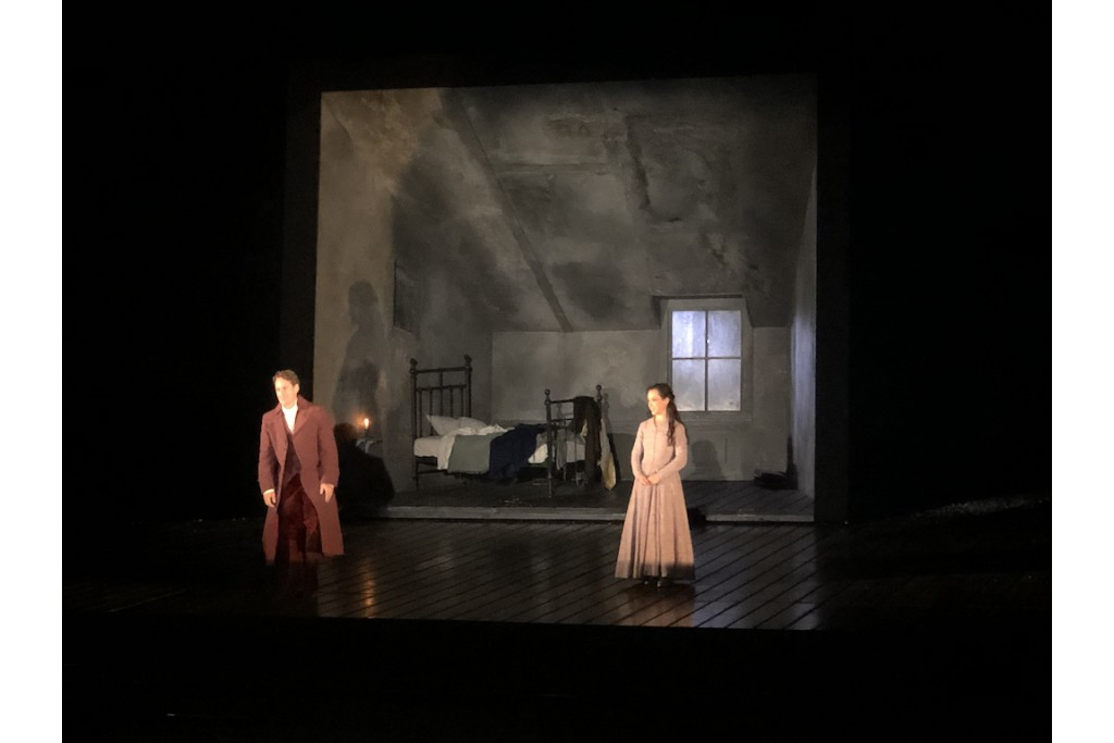 Werther, Royal Opera House, 05.10.2019