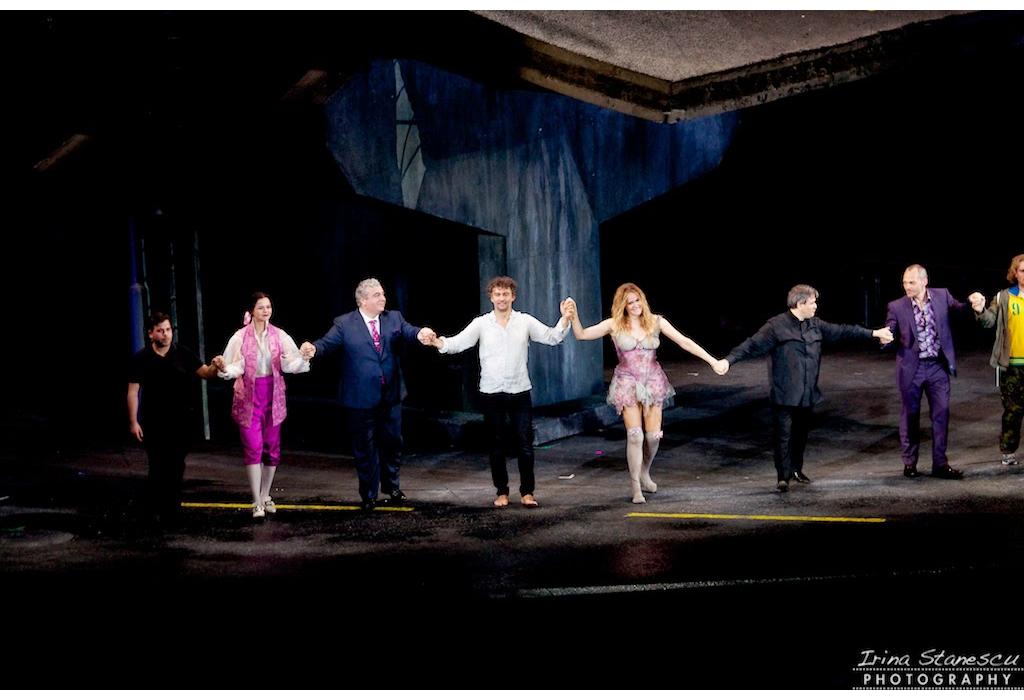 Manon Lescaut, Royal Opera House, 05.07.2014