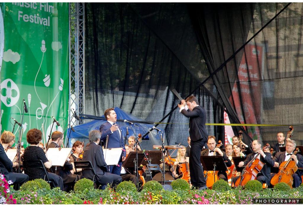 Teodor Ilincai, Concert in Bucharest, 28.06.2014