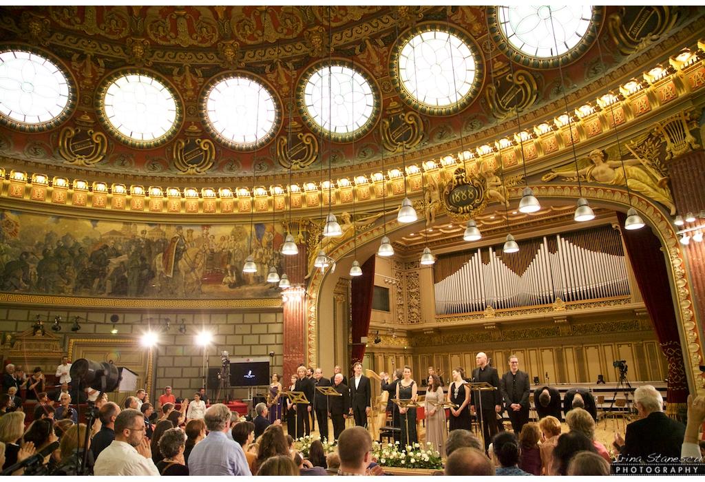Il Ritorno d'Ullise in Patria, Romanian Athenaeum, 18.09.2015