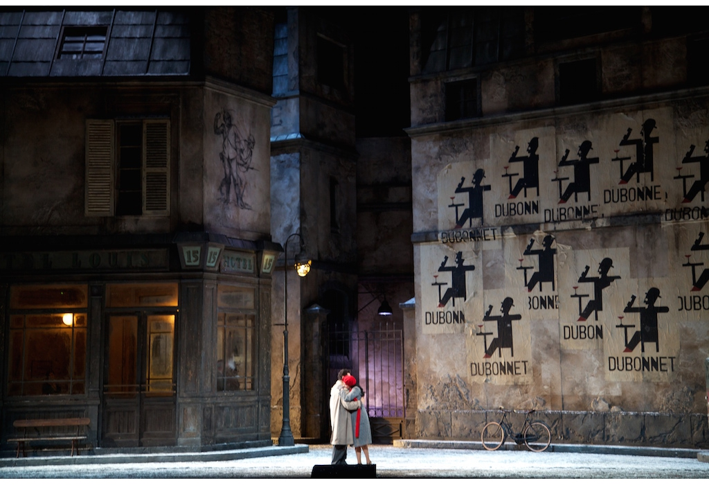 La Boheme, Opera National de Paris, 04.04.2014