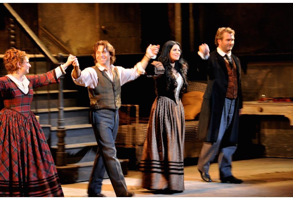 La Boheme, Royal Opera House, 23.06.2012