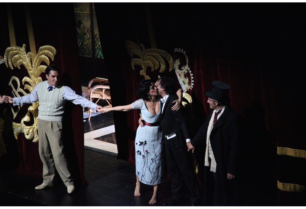 La Rondine, Royal Opera House, 05.07.2013