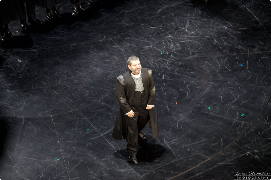 Roberto Devereux, Teatro Real Madrid, 03.10.2015