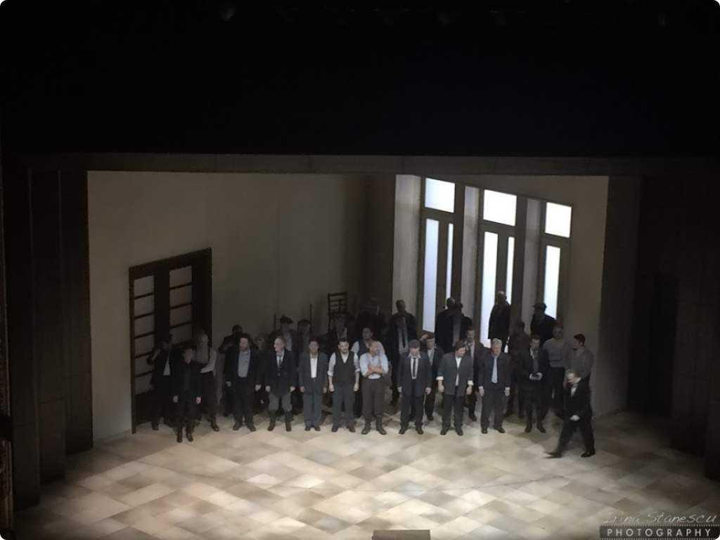 Capulleti e Montechi, Zurich Opera, 04.07.2015