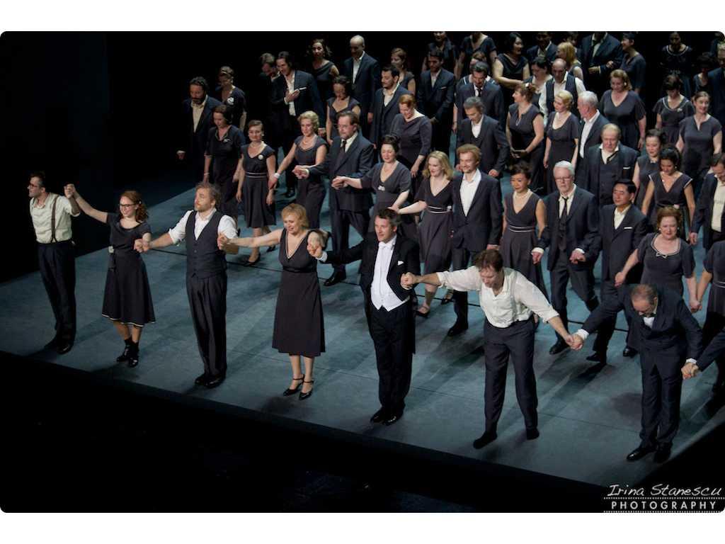Fidelio, Opernhaus Zurich, 02.05.2015