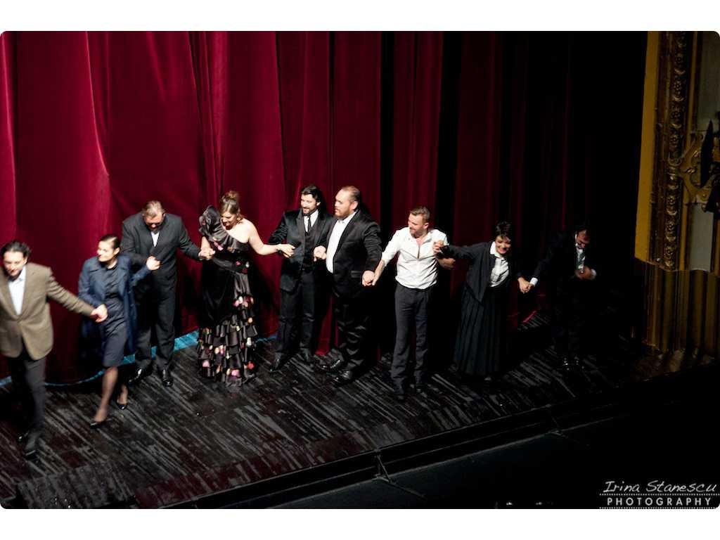 La Traviata, Opernhaus Zurich, 01.05.2015
