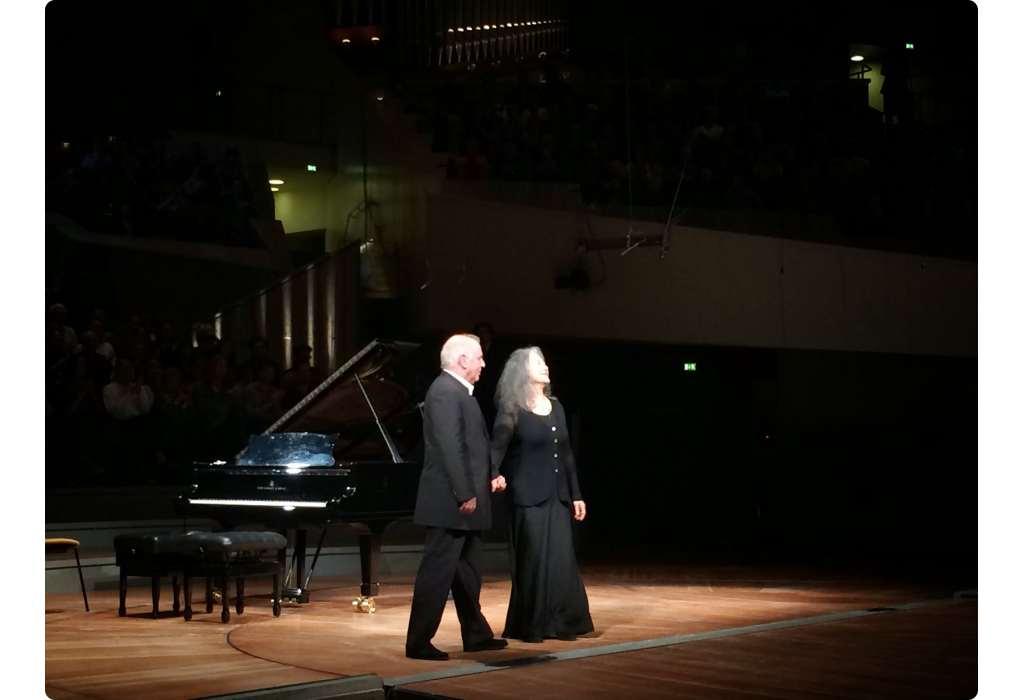 Recital in Berlin, 18.04.2015