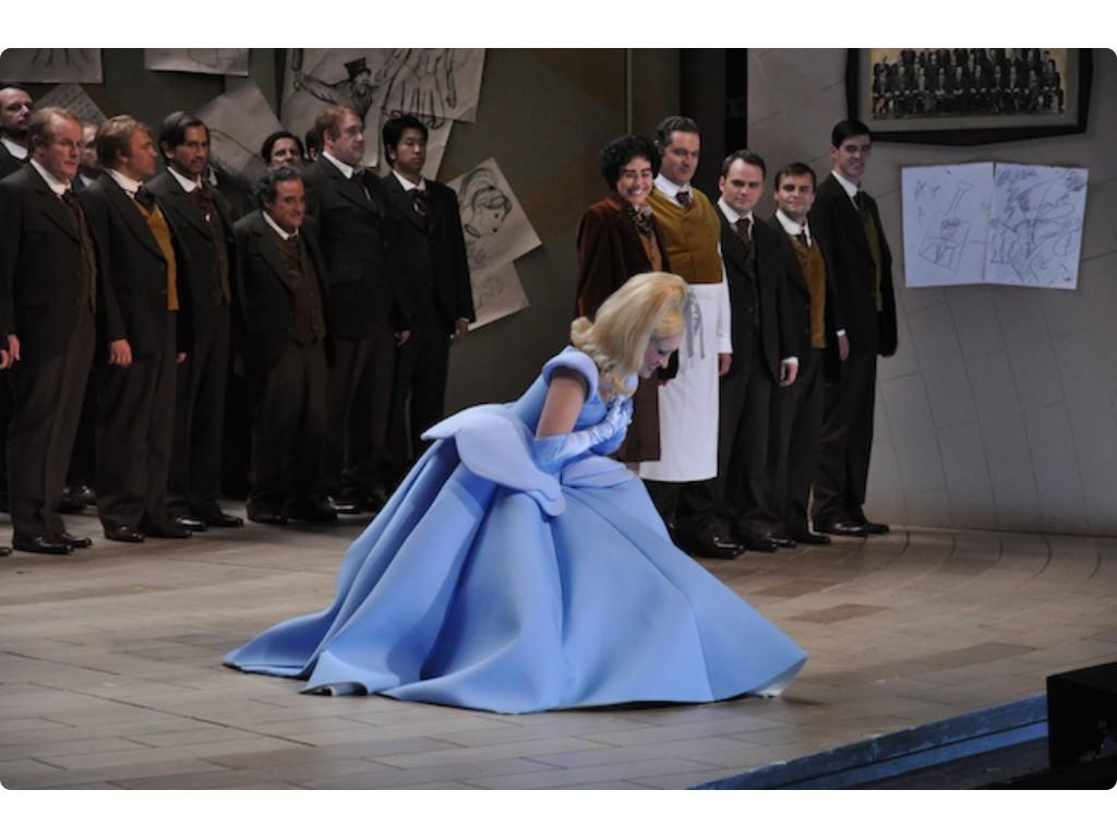 Les Contes d'Hoffmann, Bayerische Staatsoper, July 2012