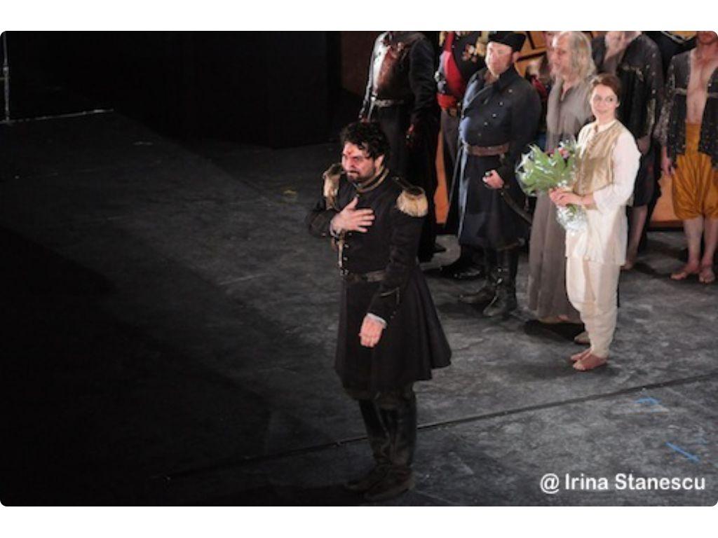 Les Troyens, Royal Opera House, 25.06.2012