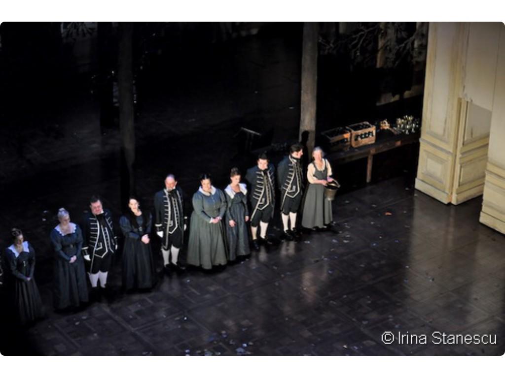 Le Nozze di Figaro, Royal Opera House, 17.02.2012