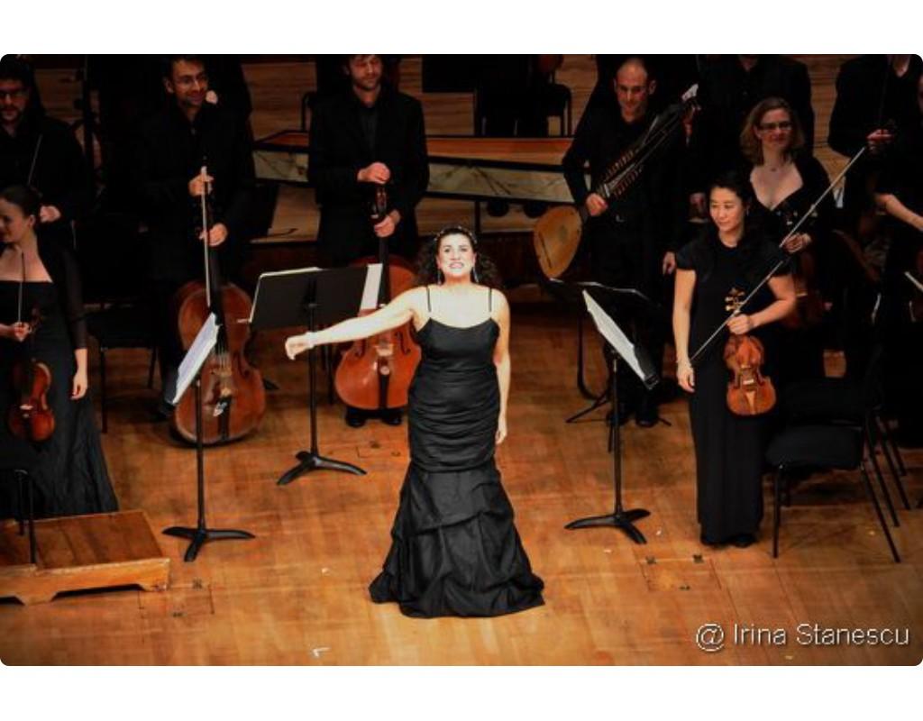 Cecilia Bartoli, Barbican, 08.12.2010