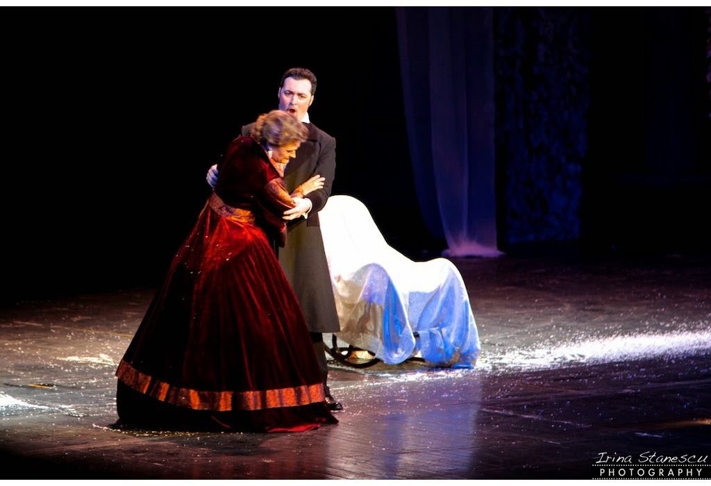 Evgeni Onegin, Bucharest, 29.03.2014