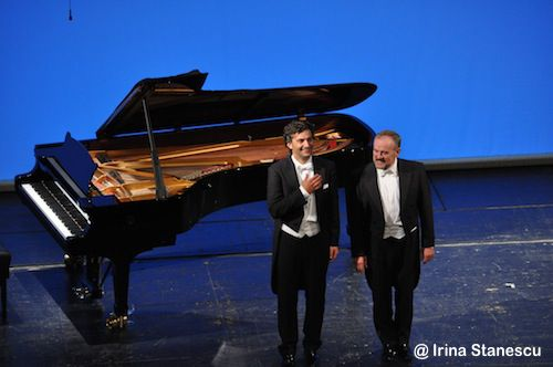 Recital in Munich, 18.07.2012