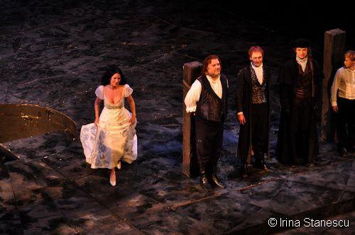 Tosca, London, 14.07.2011