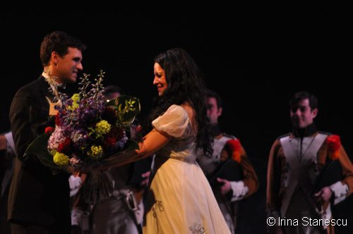 Tosca, London, 17.07.2011