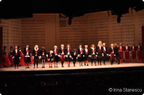 Cendrillon, London, 16.07.2011