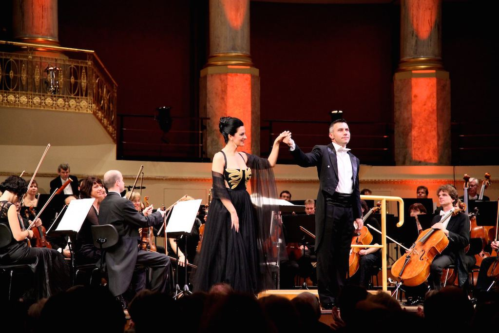 Concert in Vienna, 23.11.2013