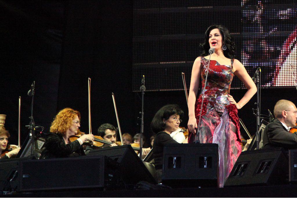 Concert in Bucharest, 25.05.2013